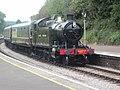 Train at Churston - geograph.org.uk - 1508576.jpg
