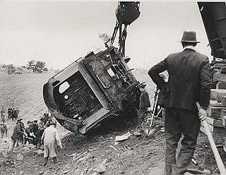 1948 Rocky Ponds derailment