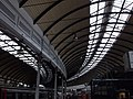 Train shed roof at Newcastle Central station (03).JPG