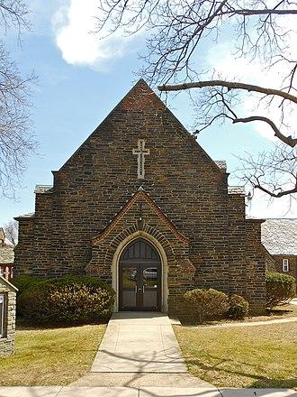 Trainer, Pennsylvania - Trainer United Methodist Church
