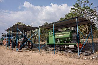 Chichiri Museum - Image: Trains, Blantyre Chichiri Museum
