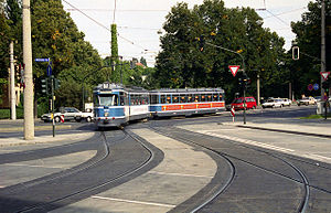 Trams in Kassel - Tram in 1995