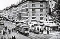 Trams de Genève (Anciennes cartes postales) (5453112236).jpg