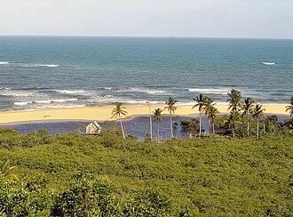 Trancoso, Bahia - Beach in Trancoso