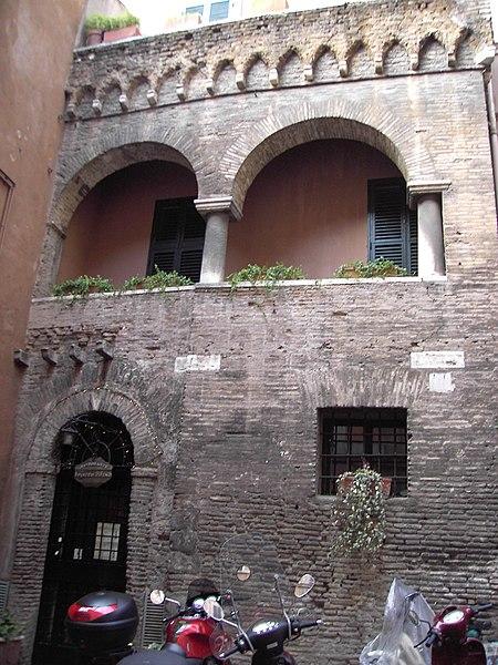 File:Trastevere - la Sinagoga di vicolo dell Atleta 1504.JPG