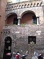 Trastevere - la Sinagoga di vicolo dell Atleta 1504.JPG