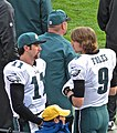 Trent Edwards and Nick Foles 2012.jpg