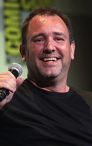 Trey Parker - Parker at the 2016 San Diego Comic-Con International