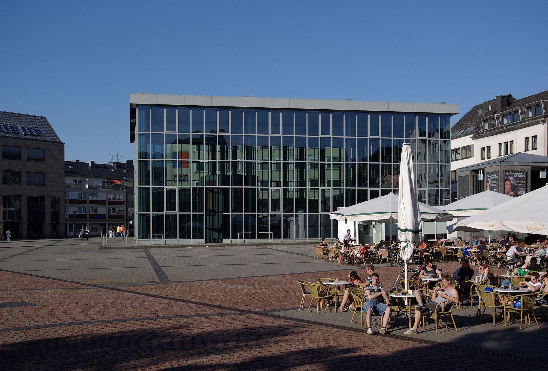 Viehmarktplatz trier wikipedia - Architekt trier ...