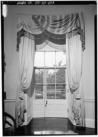 File Truman Balcony 503 Drawing Room West Window Door