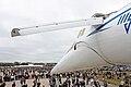 Tupolev Tu-144D (num 77115) on the MAKS-2009 (06).jpg