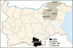 Bulgaristan'daki Türkler