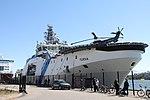 Turva Lippujuhlan päivän 2017 laivastoesittely 1.JPG