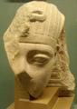 Tutankhamun-FragmentaryStatueHead  RosicrucianMuseum.png