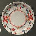 Two Cups and Saucers - Saucer, c. 1675, Arita, hard-paste porcelain with overglaze enamels - Gardiner Museum, Toronto - DSC00391.JPG