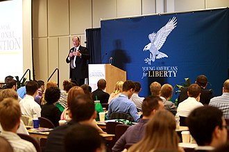 Ted Yoho - Congressman Ted Yoho speaking at the 2013 Young Americans for Liberty National Convention