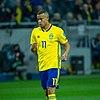 UEFA EURO qualifiers Sweden vs Romaina 20190323 Robin Quaison 50.jpg