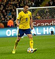 UEFA EURO qualifiers Sweden vs Spain 20191015 Albin Ekdal 11.jpg