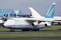 UR-82027 - A124 - Antonov Design Bureau
