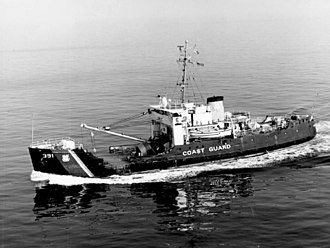 USCGC Blackthorn (WLB-391) - Image: USCGC Blackthorn (WLB 391) underway in 1972