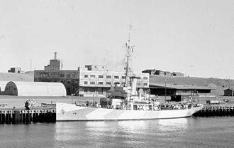 USCGC Modoc - USCGC Modoc (WPG-46)