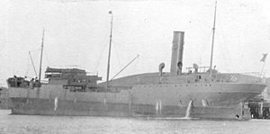 USS Abarenda when she was inspected by the Twelfth Naval District in December 1917.