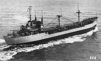USS Alcona (AK-157) - Image: USS Alcona (AK 157)