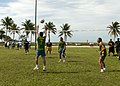 USS Anzio sailors play volleyball 120919-N-NL541-005.jpg