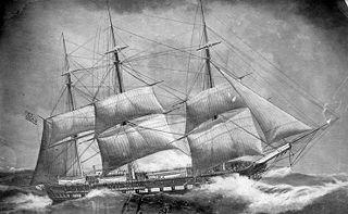 USS <i>Congress</i> (1841) United States naval ship