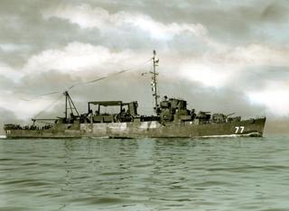 USS <i>Frament</i> (APD-77)