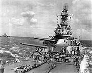 USS Iowa (BB-61) Preps