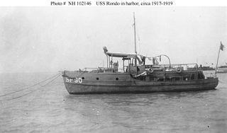 USS <i>Rondo</i> (SP-90)