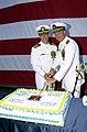 US Navy 020620-N-0111R-009 USS La Salle's Change of Command Ceremony.jpg