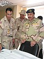 US Navy 030212-N-1050K-001 Lt. Gen. Fahad Al-Amir, Kuwaiti Armed Forces Chief of Staff, during his recent visit to KNB.jpg
