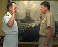 US Navy 060630-N-2383B-014 Vice Adm. Mark J. Edwards promotion.jpg