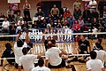 US Navy 110518-N-CD297-256 Team Navy-Coast Guard plays Special Operations Command in a preliminary game of sitting volleyball during the second ann.jpg