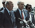 US Secretary of State George P. Shultz in Lebanon 1983.jpg