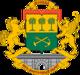 東南行政區 的徽記