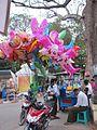 U Bein Bridge Balloons (13549876074).jpg