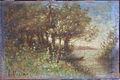 Ucciani.Pierre (tabl) bord de rivière (huile sur toile) Collection Ucciani.jpeg