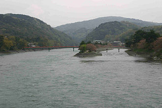 Battle of Uji (1184) - Uji River