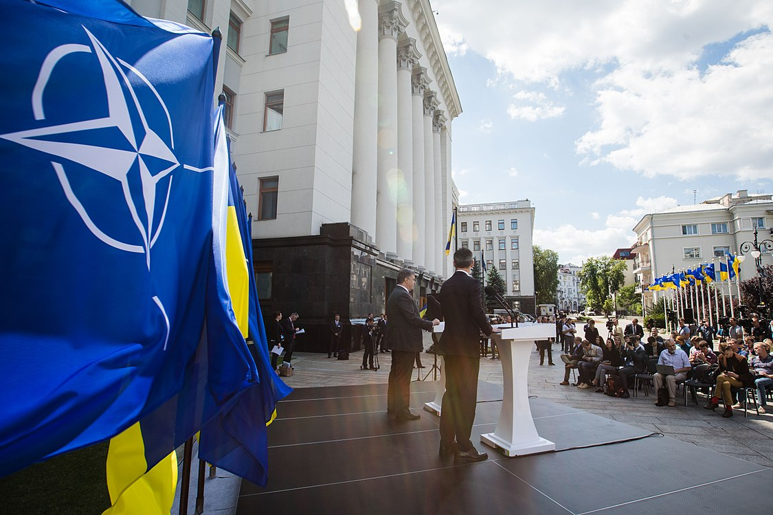 Ukraine – NATO Commission chaired by Petro Poroshenko (2017-07-10) 33.jpg