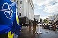 Ukraine – NATO Commission chaired by Petro Poroshenko (2017-07-10) 33.jpg