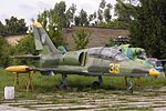 Ukrainian Air Force Aero L-39 Albatros Karpezo.jpg