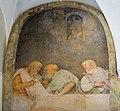 Ultima Cena Refettorio Romanino San Cristo dettaglio sinistra Brescia.jpg