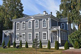 Wohnhaus der Uljanows