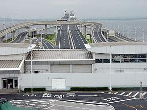 Tokyo Bay Aqua-Line - Umihotaru