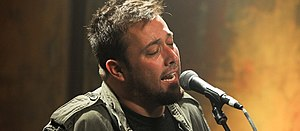 Uncle Kracker - Uncle Kracker in December 2012