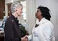 Under Secretary Sherman Greets Berta Soler of the Ladies in White (10459958223).jpg
