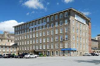 Union Mills (Fall River, Massachusetts) - Union Mill No. 1